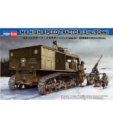 1:35 M4 HIGH SPEED TRACTOR (3-in./90mm)
