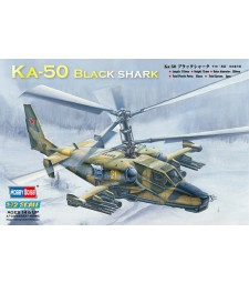 1:72 Ka-50  Black shark Attack Helicopter