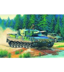 1:35 German Leopard 2 A4 tank