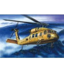 "1:72 UH-60A ""Blackhawk"" helicopter"