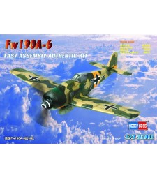 1:72 Germany Fw190A-6 Fighter