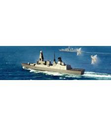 1:350 HMS Type 45 Destroyer