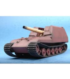 1:35 Geschutzwagen Tiger Grille21/210mm Mortar 18/1 L/31