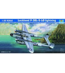 1:32   P-38L-5-L0 Lightning