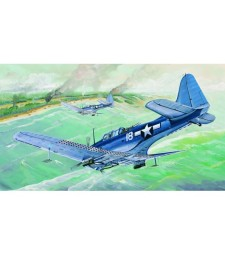 "1:32 U.S.NAVY SBD-5/A-24B""Dauntless"""