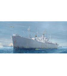 1:350 WW2 Liberty Ship S.S. Jeremiah O'Brien