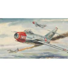 1:48 MiG-15 bis Fagot-B
