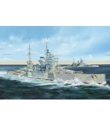 1:350 Battleship HMS Queen Elizabeth
