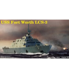 1:350 Fort Worth (LCS-3)