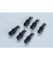 Standard Close Couplers 6 pcs