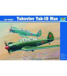 1:32 Aircraft -Yakovlev Yak-18 Max