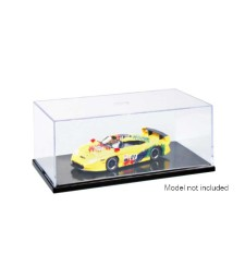 Plastic Transparent Case 1:24 (120x232x86 mm)
