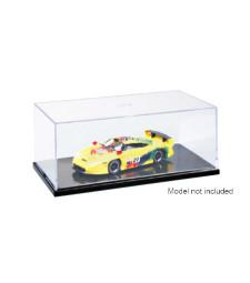 Plastic Transparent Case 1:24 (120x232x86 mm)