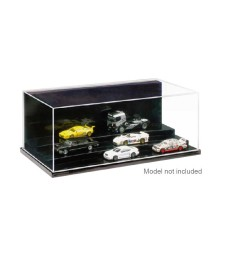 M Plastic Transparent Case 1:87/1:144/1:35 (232x120x86 mm)