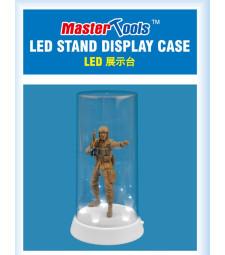 Flattop Display Case - LED84mm x 185mm