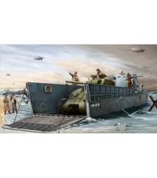 1:35 WW II US Navy LCM(3) Landing craft