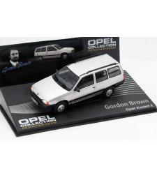 Opel Kadett E Caravan, Silver