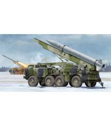 1:35 Russian 9P113 TEL w/9M21 Rocket of 9K52 Luna-M Short-range artillery rocket system (FROG-7)