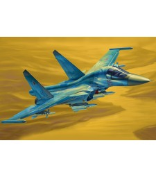 1:48 Russian Su-34 Fullback Fighter-Bomber
