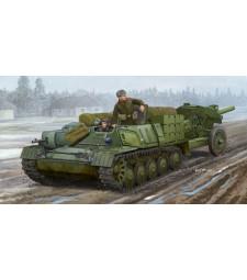 1:35 Soviet AT-P artillery tractor