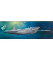 1:48 DKM U-Boat Type VIIC U-552