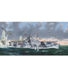 1:350 German Navy Aircraft Carrier DKM Graf Zeppelin