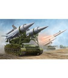 "1:35 Soviet 2K11A  TEL w/9M8M Missile ""Krug-a""(SA-4 Ganef)"