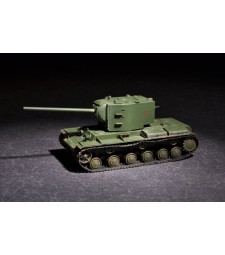 1:72 Russian KV-2 with 107mm zis-6
