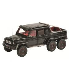 Brabus B63 S700 6x6 black L. E. : 500 pieces