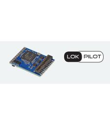 LokPilot 5 DCC/MM/SX/M4, 6-pin NEM651