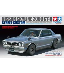 1:24 Skyline 2000GT-R StCustom