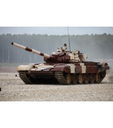 1:35 Russian T-72B1 MBT (w/kontakt-1 reactive amor)