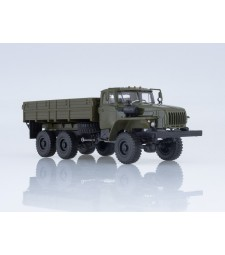 URAL-43202 flatbed truck - khaki