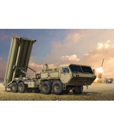 1:35 Terminal High Altitude Area Defence (THAAD)