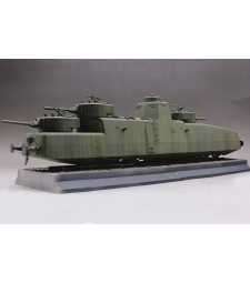 1:35 Soviet MBV-2 Armored Train