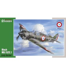 1:32 Bloch MB.152C1 Early Version