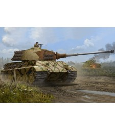 1:35 Pz.Kpfw.VI Sd.Kfz.182 Tiger II (Henschel July-1945 Product