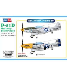 1:48 P-51D Mustang - Yellow Nose