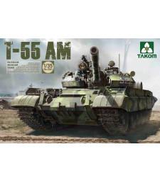 1:35 Russian Medium Tank T-55 AM