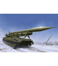 1:35 2P16 Launcher with Missile of 2k6 Luna (FROG-5)