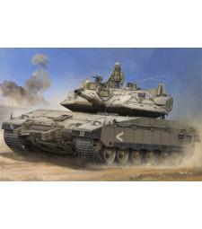 1:35 IDF Merkava Mk IV w/Trophy