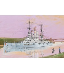 1:350 Schleswig – Holstein Battleship 1908