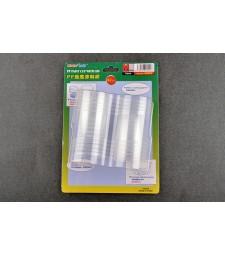 PP Paint Cup with Lid, M-size (42cc X 10pcs)