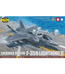 1:72 Lockheed Martin F-35B Lightning II Tamiya Pilot Figure Included