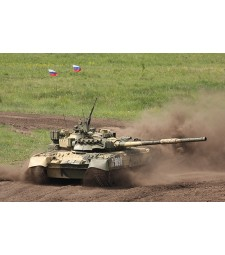 1:35 Russian T-80UK MBT