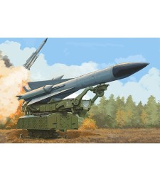 "1:35 Russian 5V28 of 5P72 Launcher SAM-5 ""Gammon"""