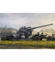 1:35 German 12.8cm FLAK 40