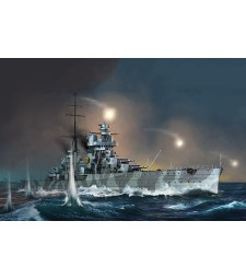 1:350 Italian Heavy Cruiser Fiume