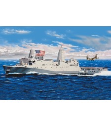 1:350 USS New York (LPD-21) - Re-Edition
