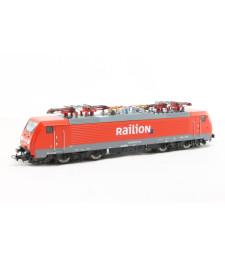 BR 189 Electric Railion, epoch VI